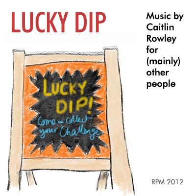 Lucky Dip album cover art