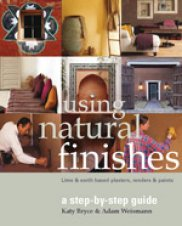 Using Natural Finishes book cover