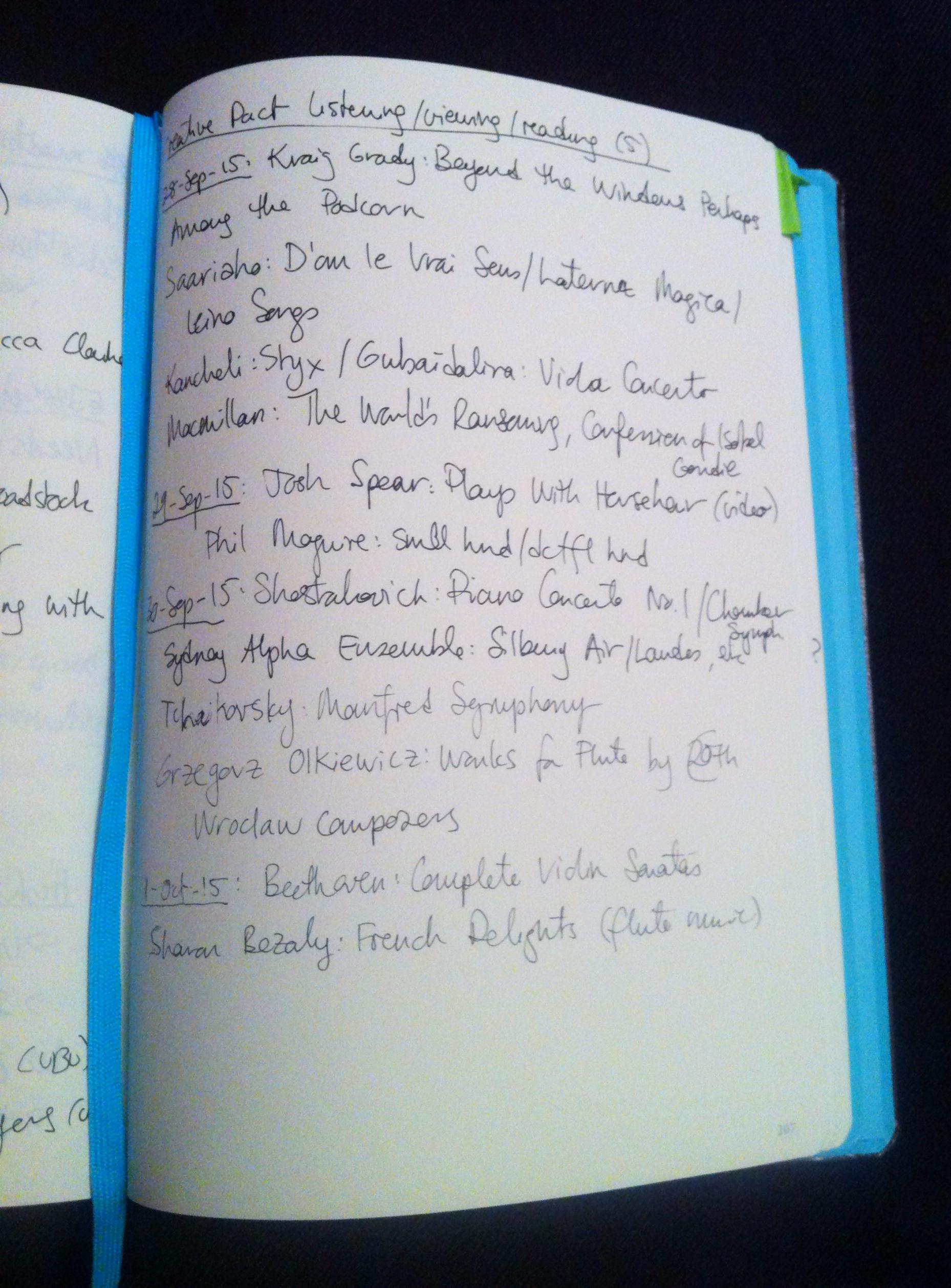 CP 2015 listening/viewing list (5)