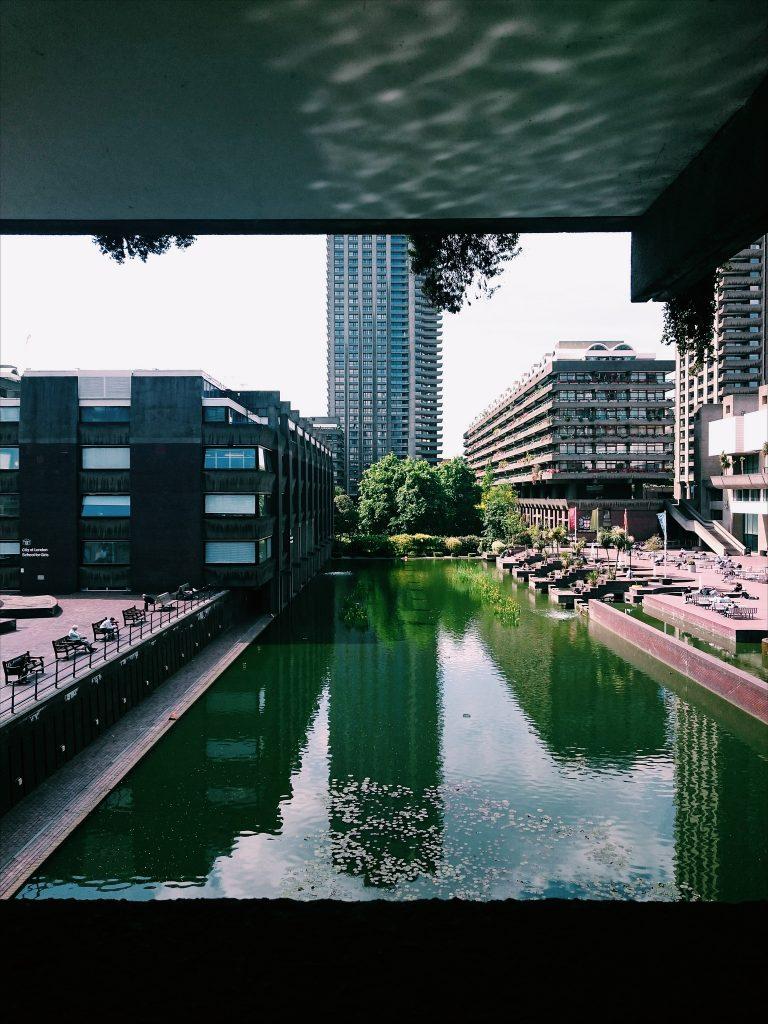 Barbican glimpse